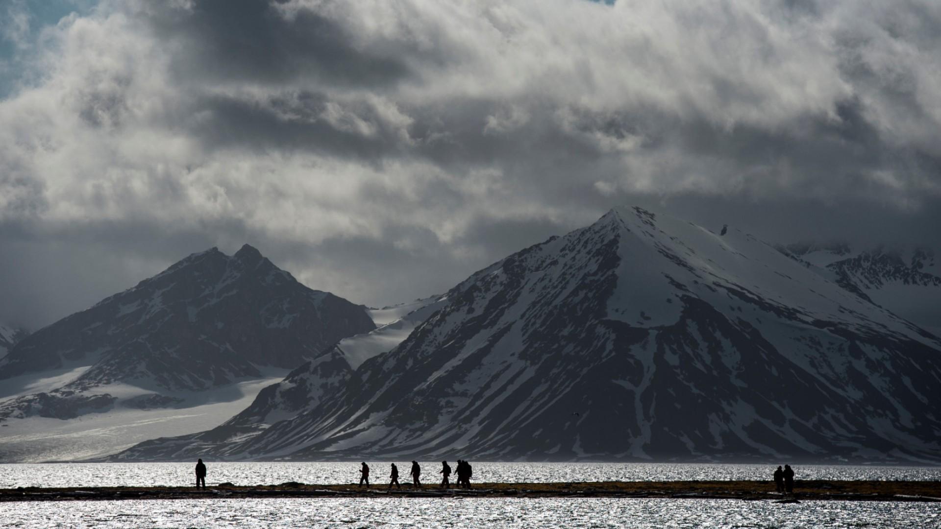 Canadian Arctic Landscape