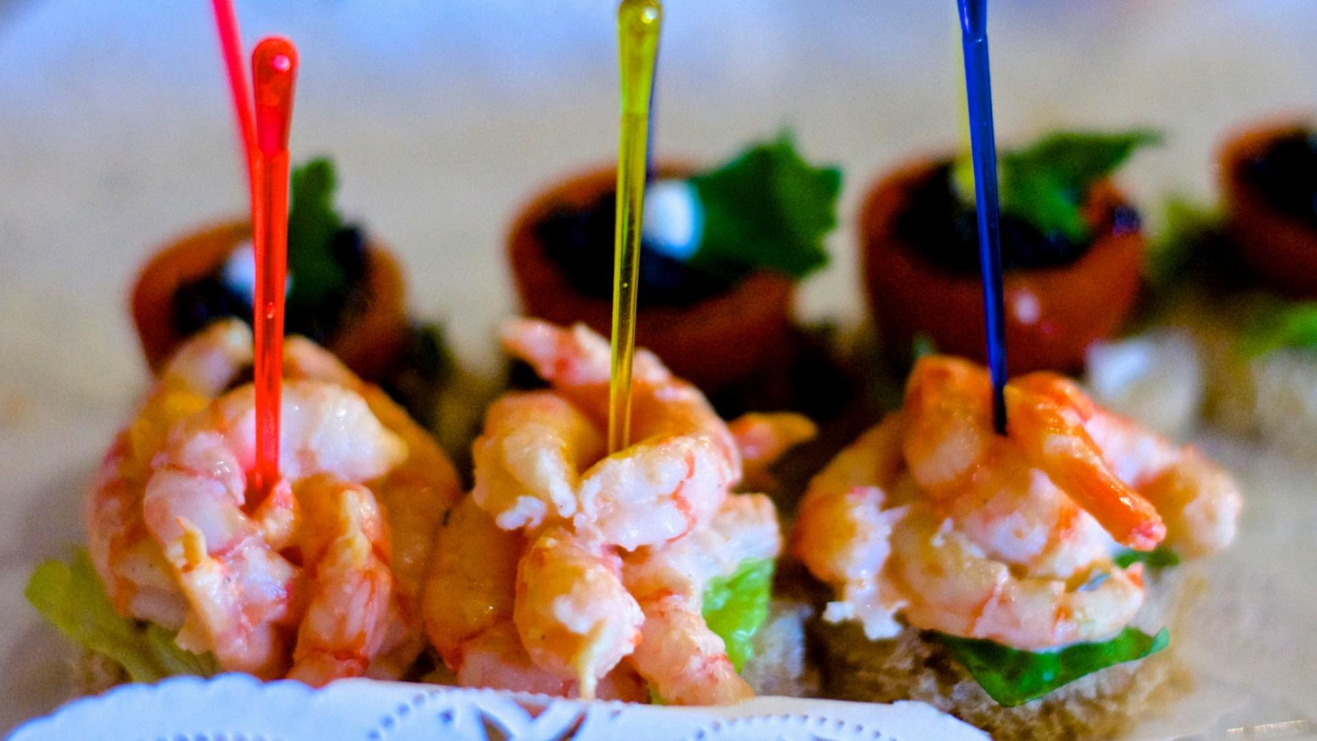 cuisine on antarctica cruise