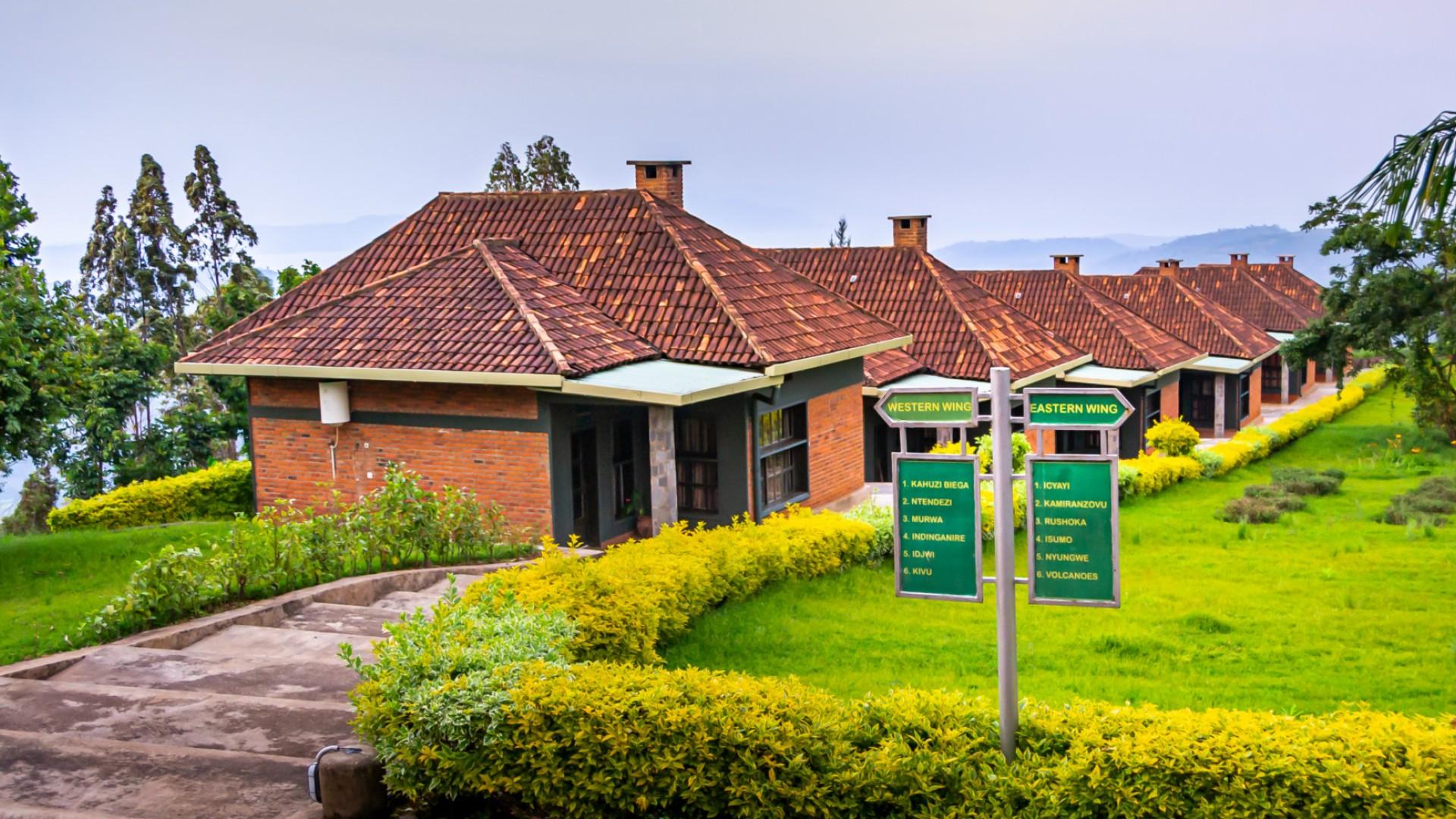 hotel in Rwanda
