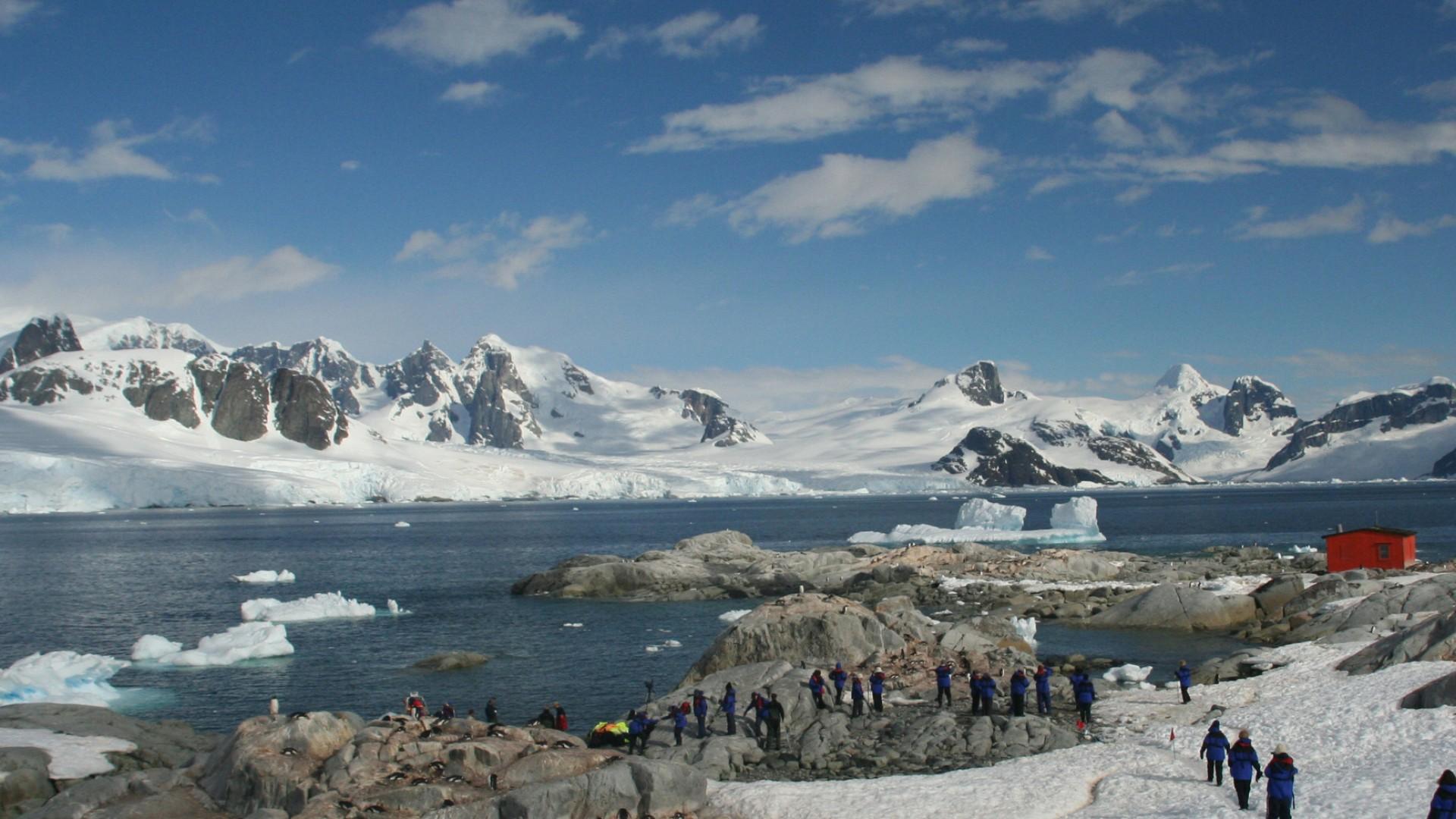 peterman island antarctica