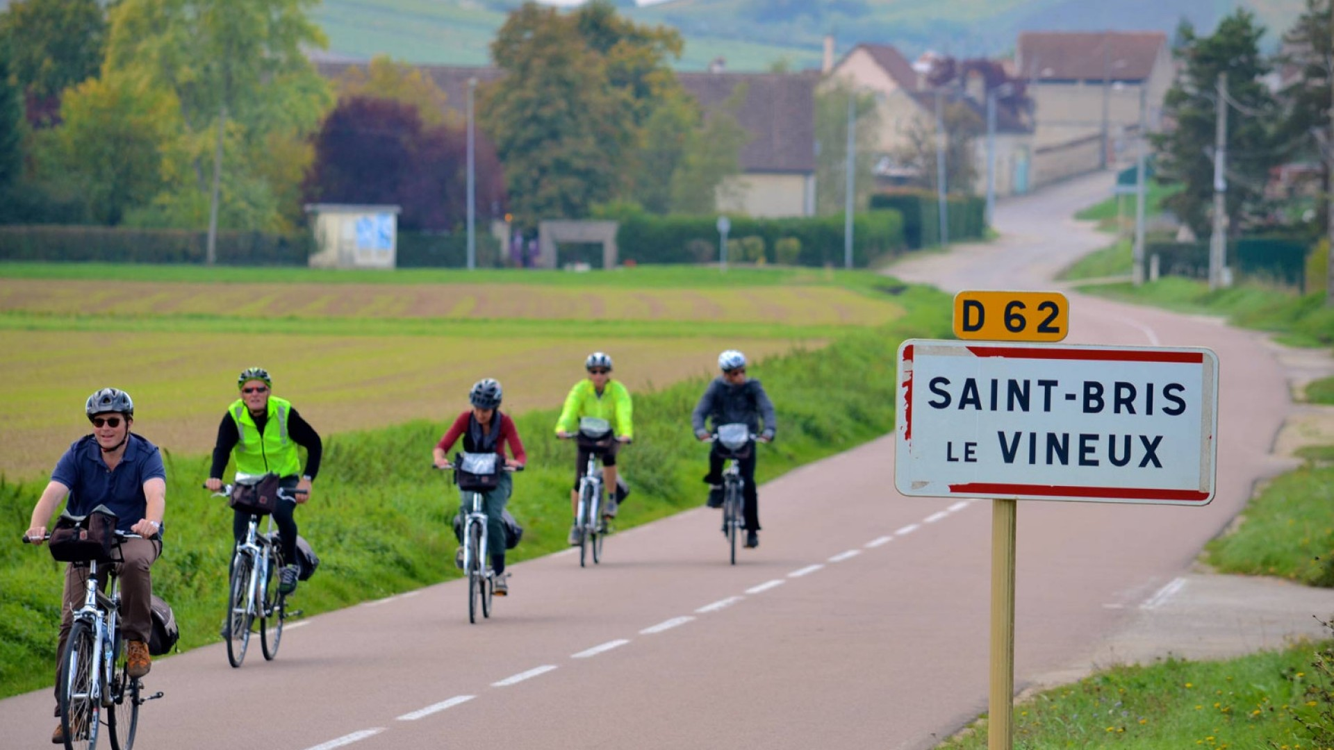 luciole biking and brage tours France