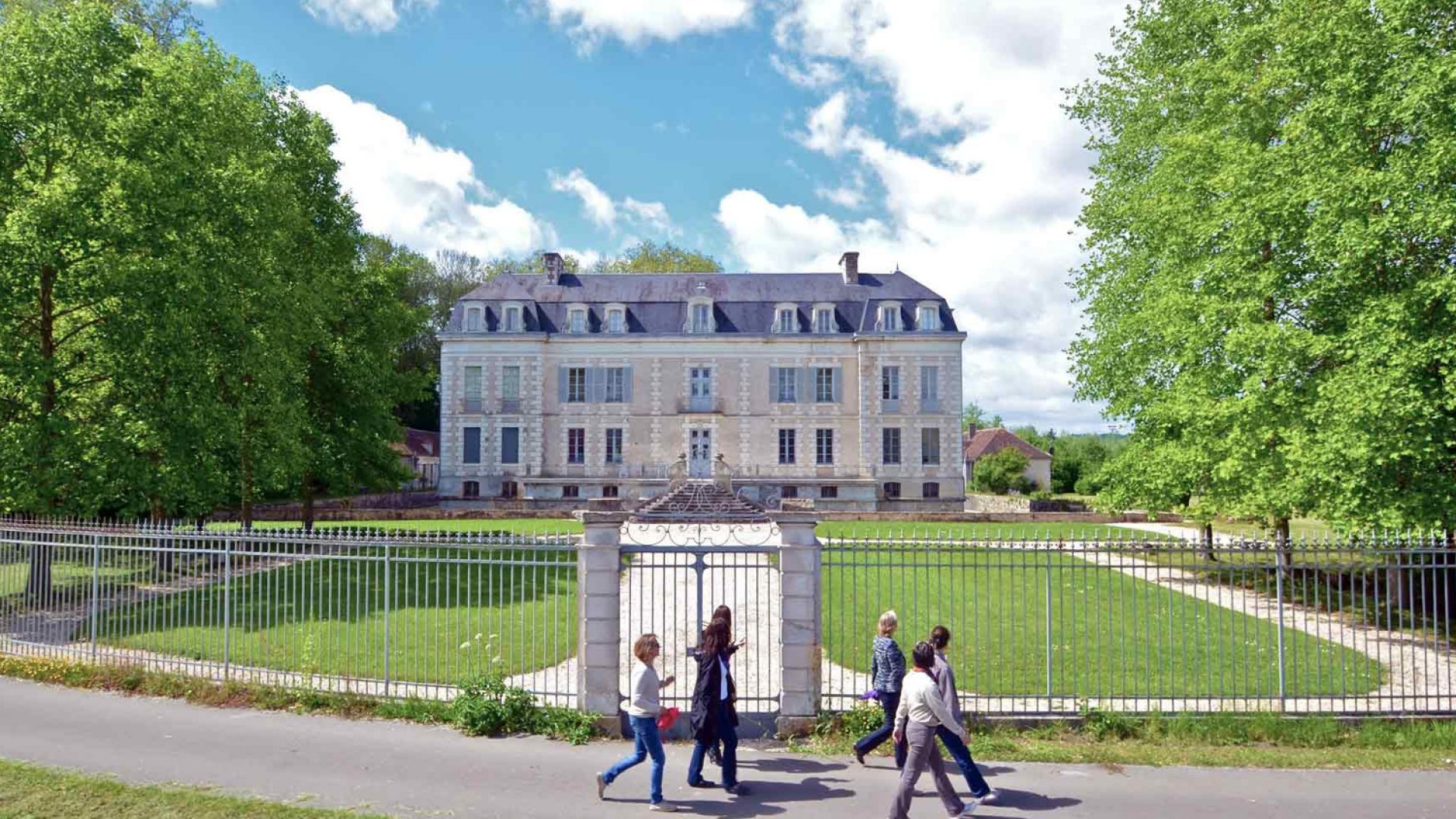 chateau bellombre in France