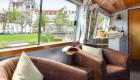 interior sitting area luciole barge