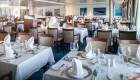 dining room on polar cruise ship