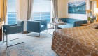 owners suite on antarctica cruise ship