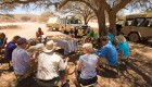 group tour in Namibia