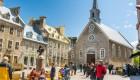 old quebec historic church