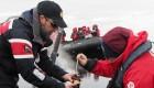 research trip in antarctica