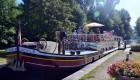 Barge in Canal du Nivernais