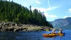 sea kayaks in Canada