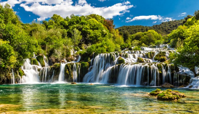 national park in croatia