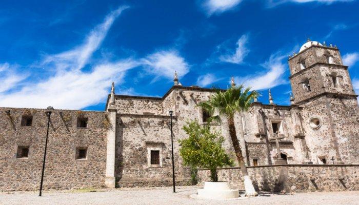 History of Baja
