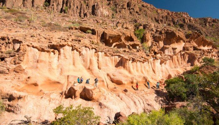 Geology of Baja
