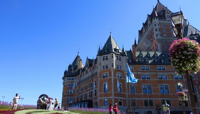 History of Quebec