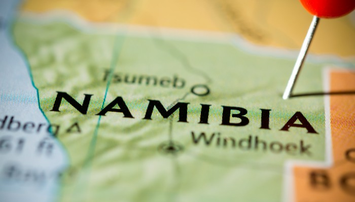 Getting to Namibia
