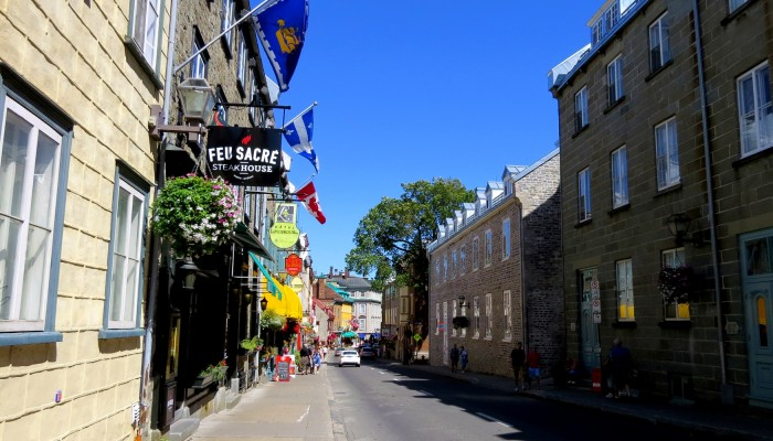 Money in Quebec