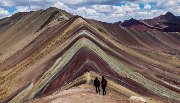 Geology of Peru