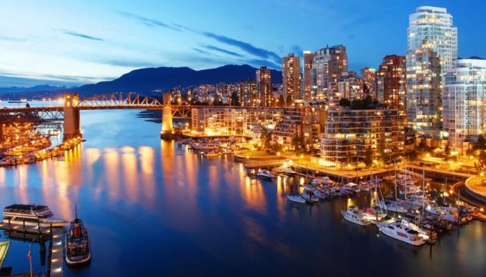 Getting to British Columbia